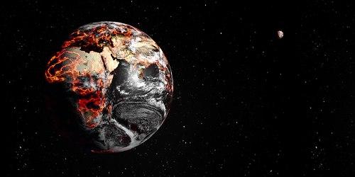 planeta pamant terra