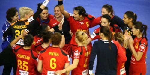 echipa nationala de handbal feminin