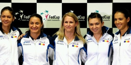 Romania FED CUP
