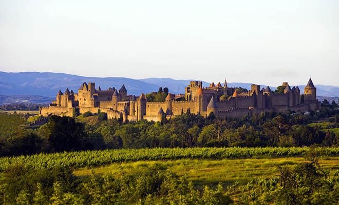 Castelul Carcassonne, Franta, Patrimoniul Mondial UNESCO